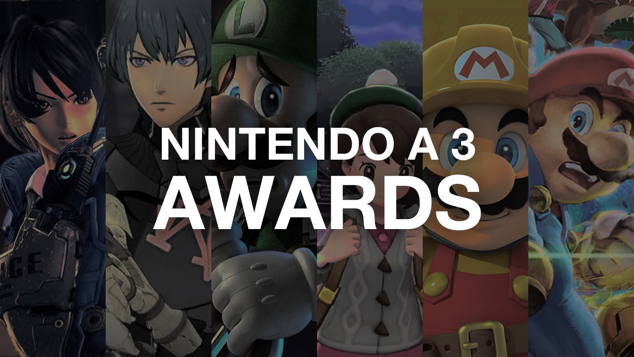 Nintendo a 3 Awards 2019